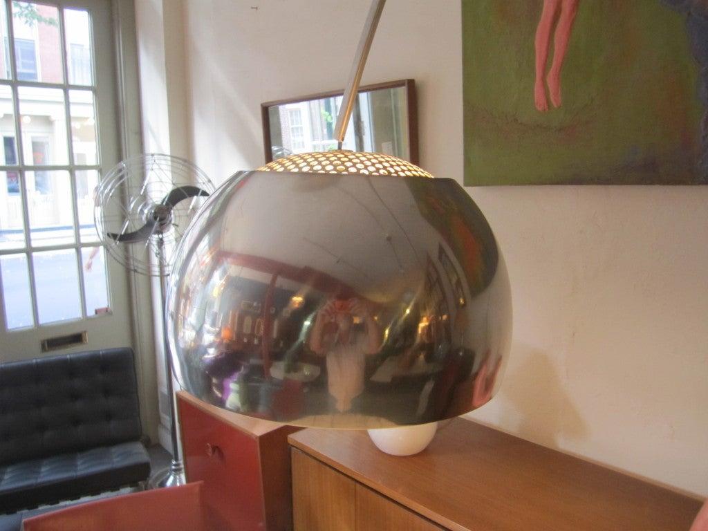 Italian Achille Castiglioni for Flos Arco Lamp For Sale