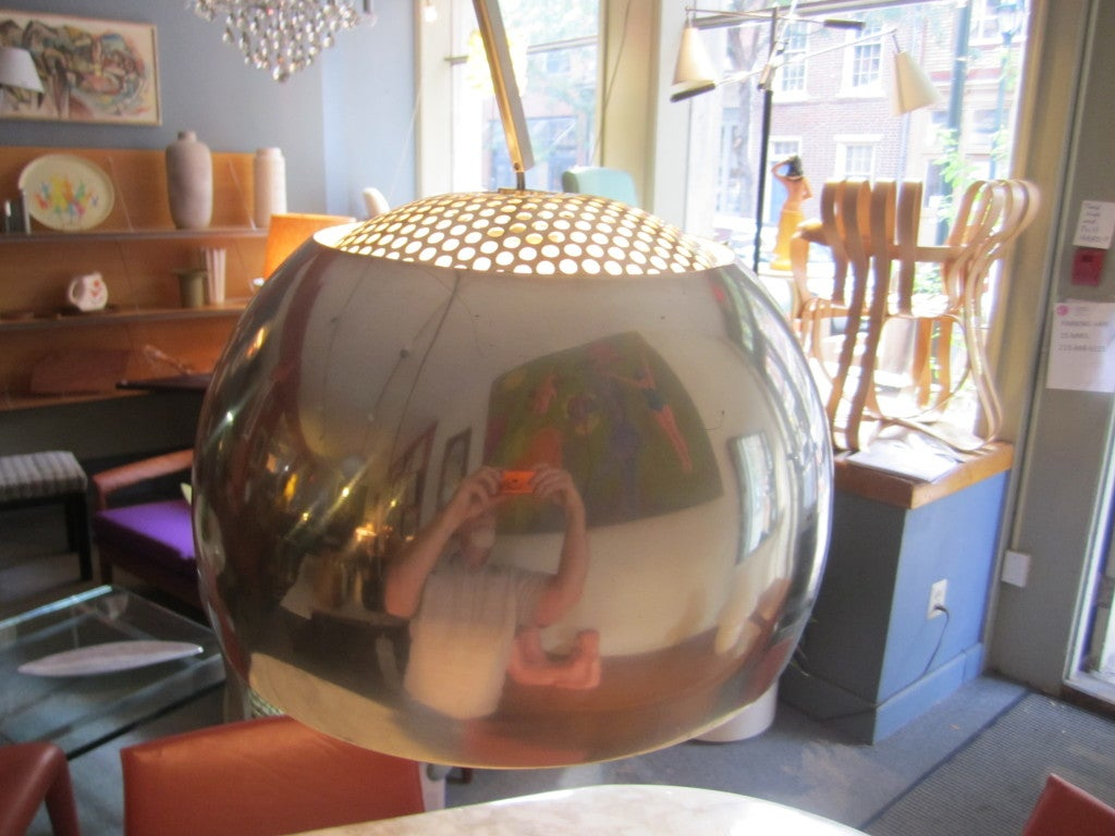 Achille Castiglioni for Flos Arco Lamp In Excellent Condition For Sale In Philadelphia, PA