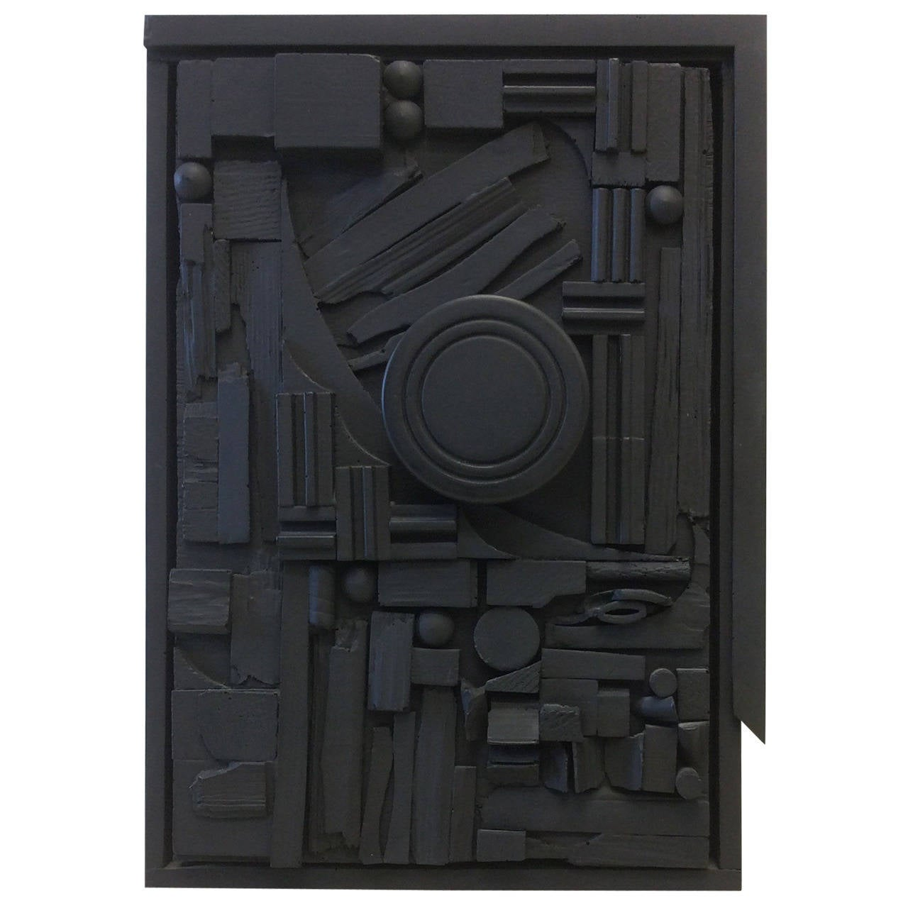 Louise Nevelson Sculpture At 1stdibs