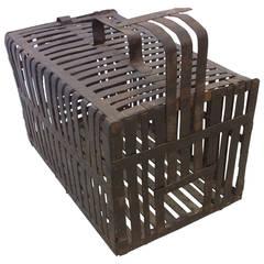 Vintage Mouse Trap Cage
