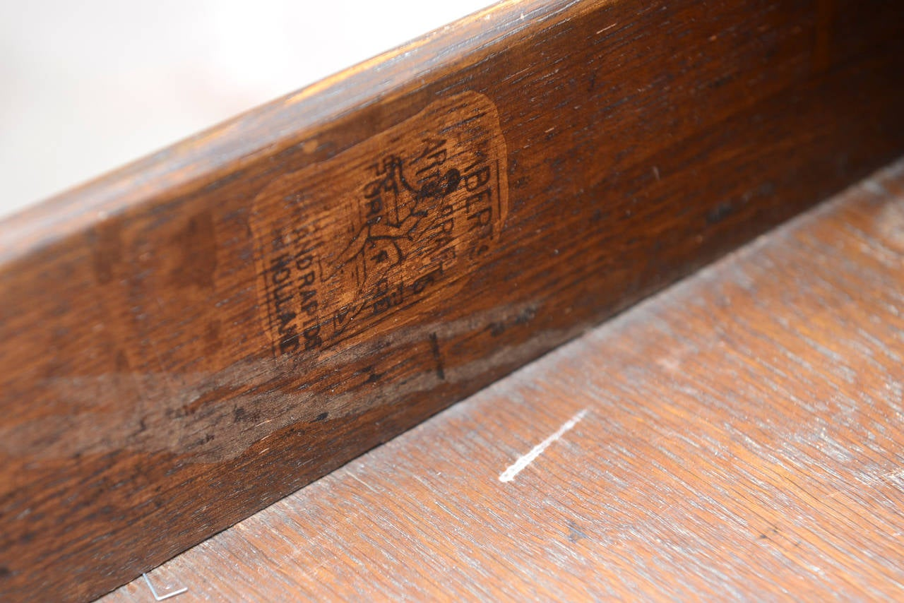 Limbert Library Table For Sale 2