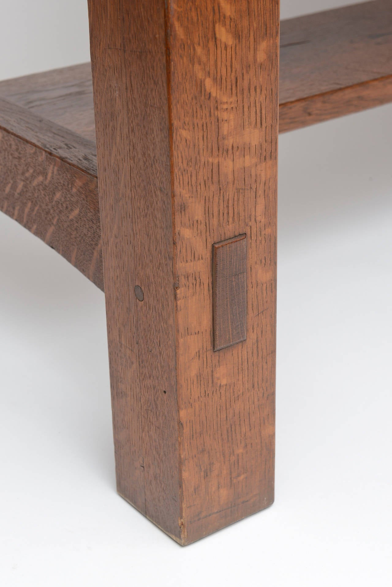 Limbert Library Table For Sale 1
