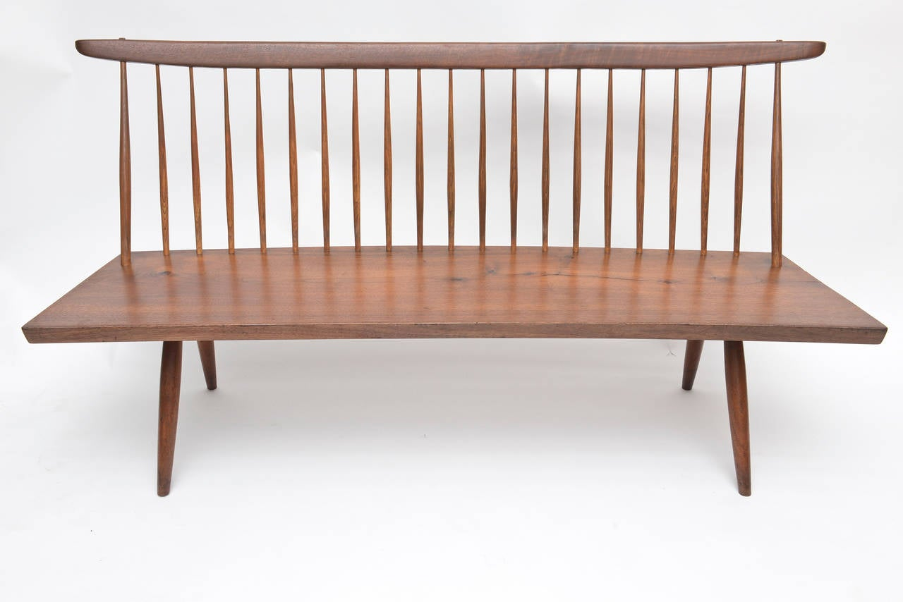 An early example of this form by George Nakashima.