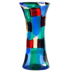 Fulvio Bianconi Pezzato Vase