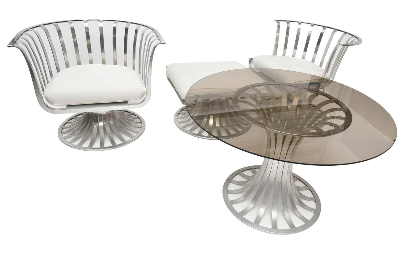 Piece Lee Woodard Furniture Group For Sale At 1stdibs. Full resolution  pic, nominally Width 1280 Height 854 pixels, pic with #5C5042.