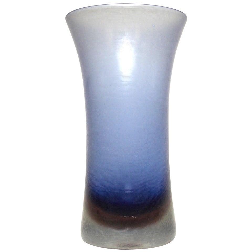 Paolo Venini Inciso Vase