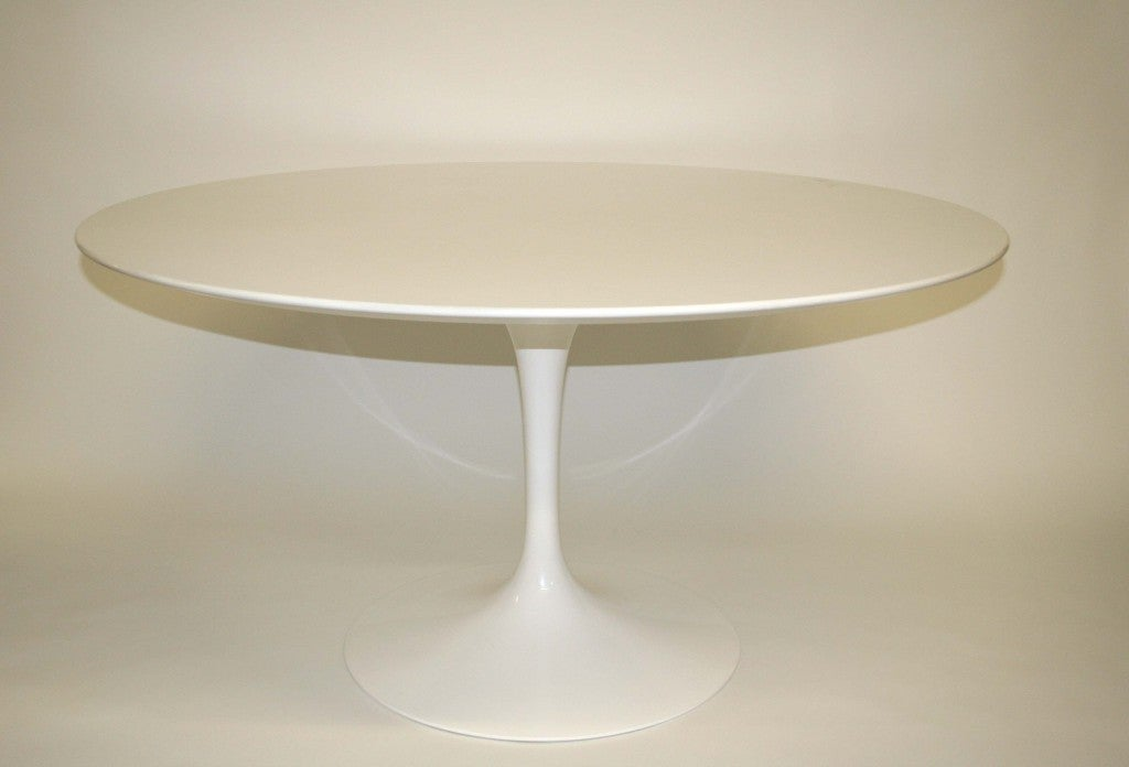 Knoll Tulip Dining Set At 1stdibs