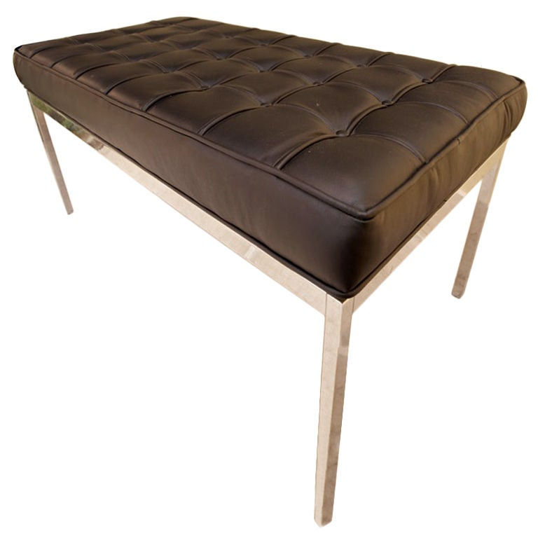 Barcelona Style Bench At 1stdibs