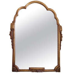 Paul Follot Mirror
