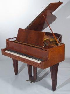 Maurice Dufrene 1925 Paris Expo Piano