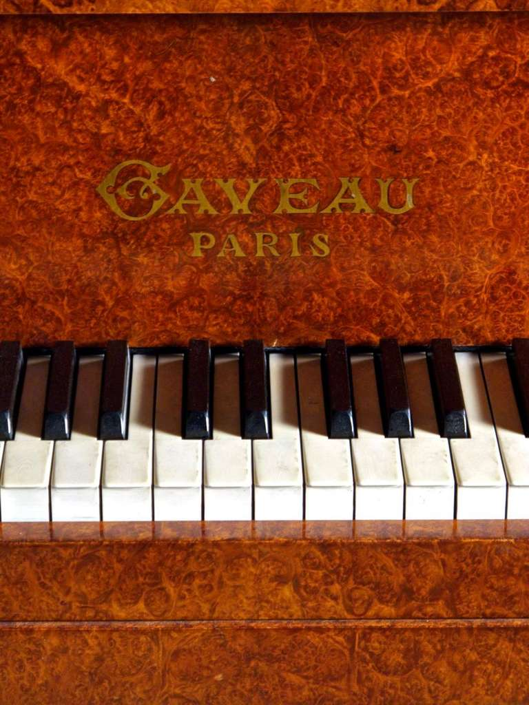 Maurice Dufrene 1925 Paris Expo Piano For Sale 2