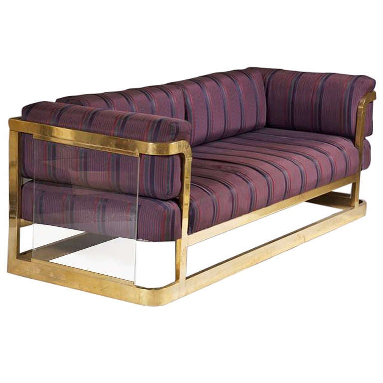 Custom made sofa at 1stdibs for Karl large sectional sofa