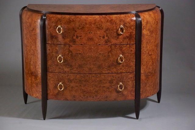 Cabinet by Michel Dufet.