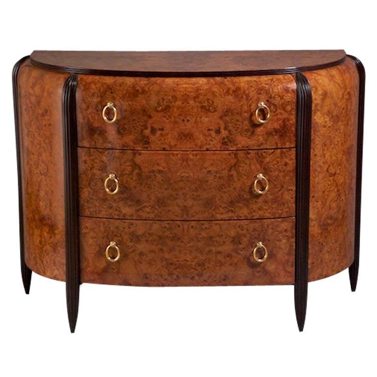 Michel Dufet Cabinet For Sale