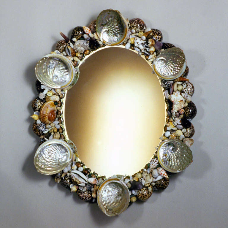 Shell Mirror image 2
