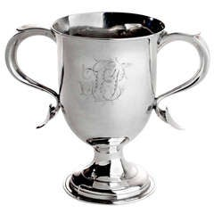 18th Century Sterling Silver Cup