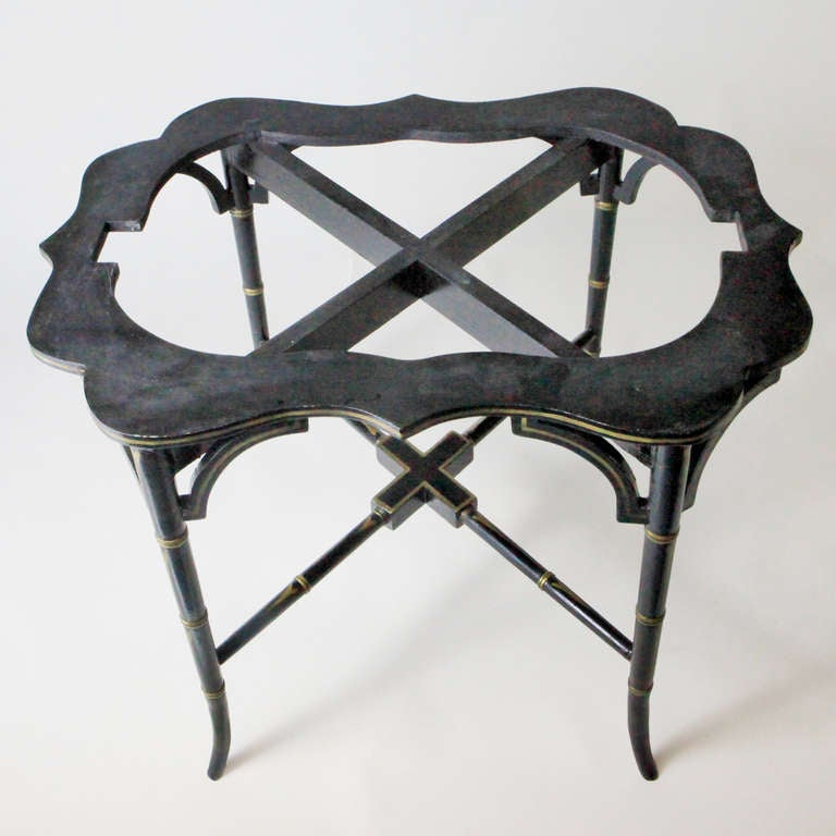 English Tray Table For Sale 1