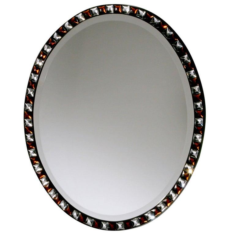 Irish Regency Mirror For Sale