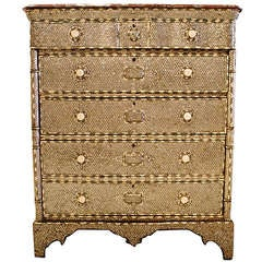 Syrian Chest of Drawers