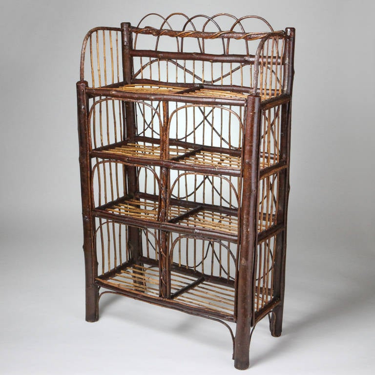 Adirondack Display Stand For Sale At 1stdibs