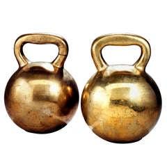 English Brass Weights