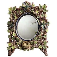Lonitz Pottery Mirror
