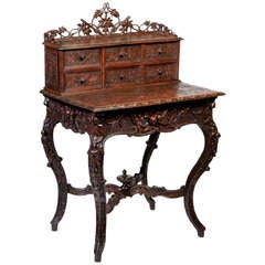 French Black Forest Desk