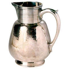 Christofle Water Pitcher