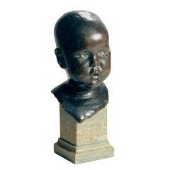 Bronze Baby Bust
