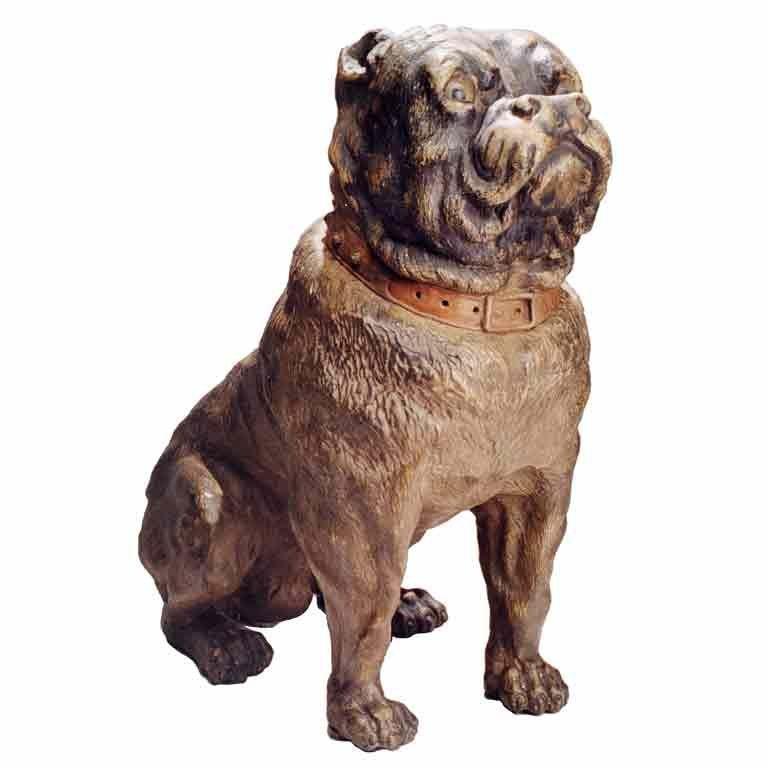 Ceramic Bulldog