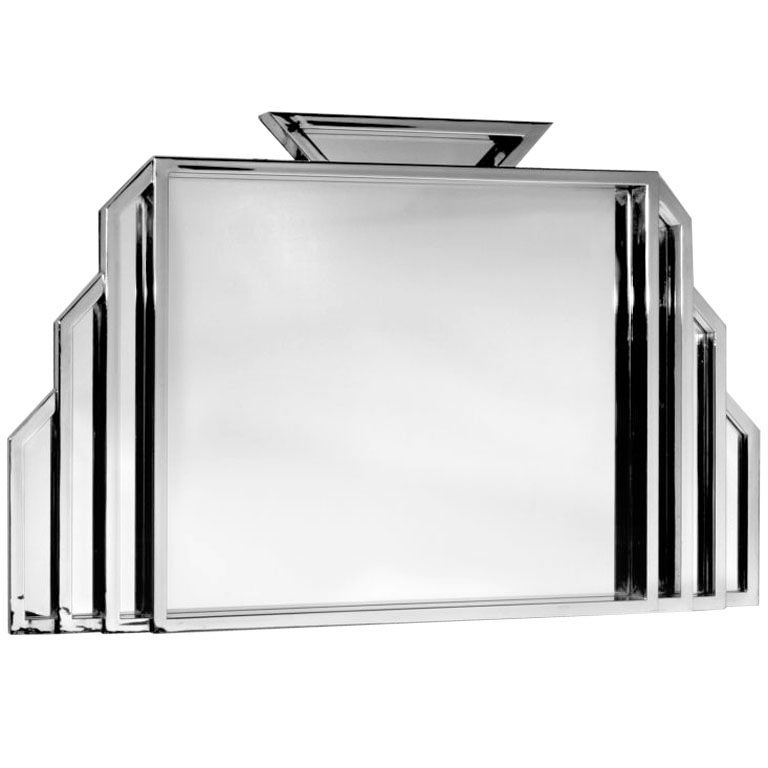 Four Art Deco Mirrors For Sale At 1stdibs