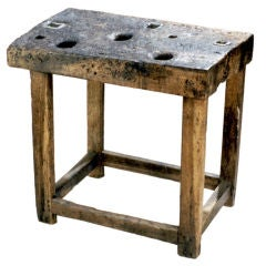 Antique Work Bench