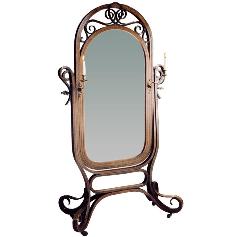 Bentwood Mirror For Sale