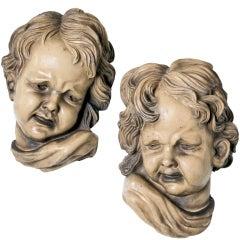 Staffordshire Cupids