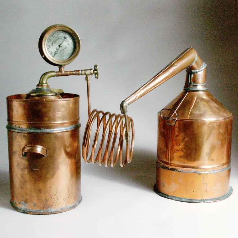 antique moonshine still - photo #12