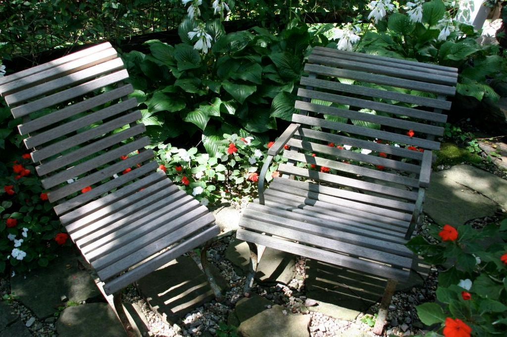 French Garden Armchair For Sale 5