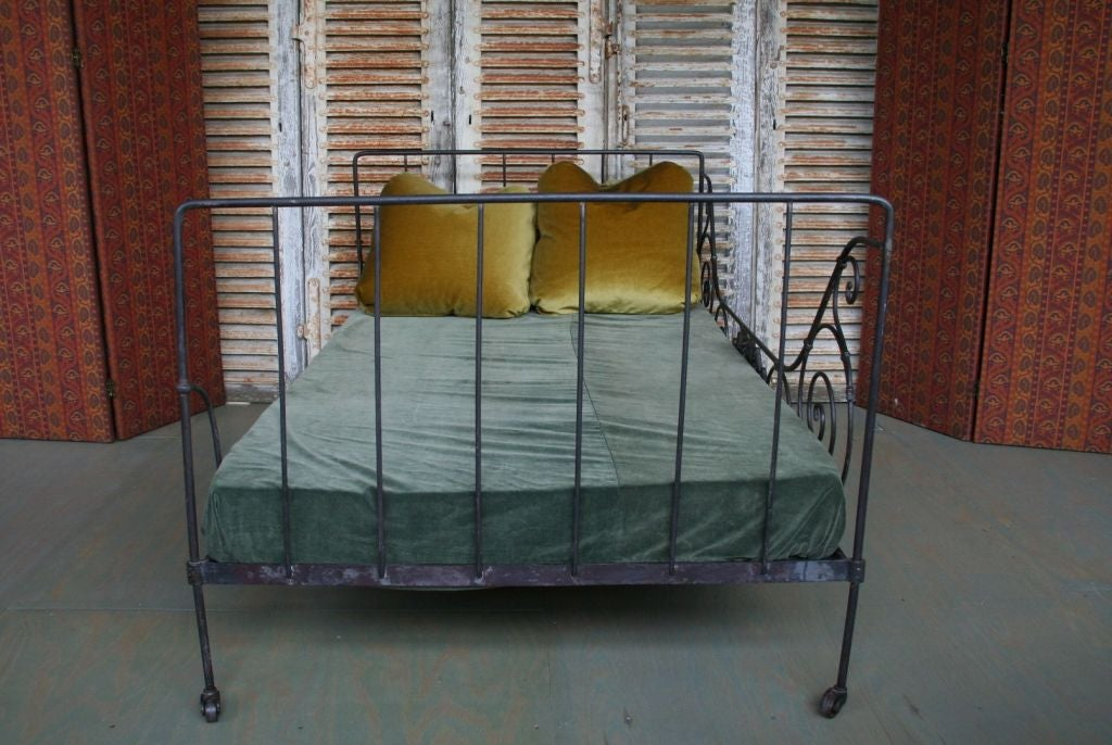 Folding Iron Bed For Sale 2