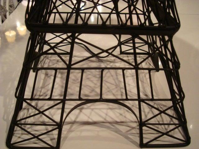 vintage eiffel tower lamp at 1stdibs. Black Bedroom Furniture Sets. Home Design Ideas