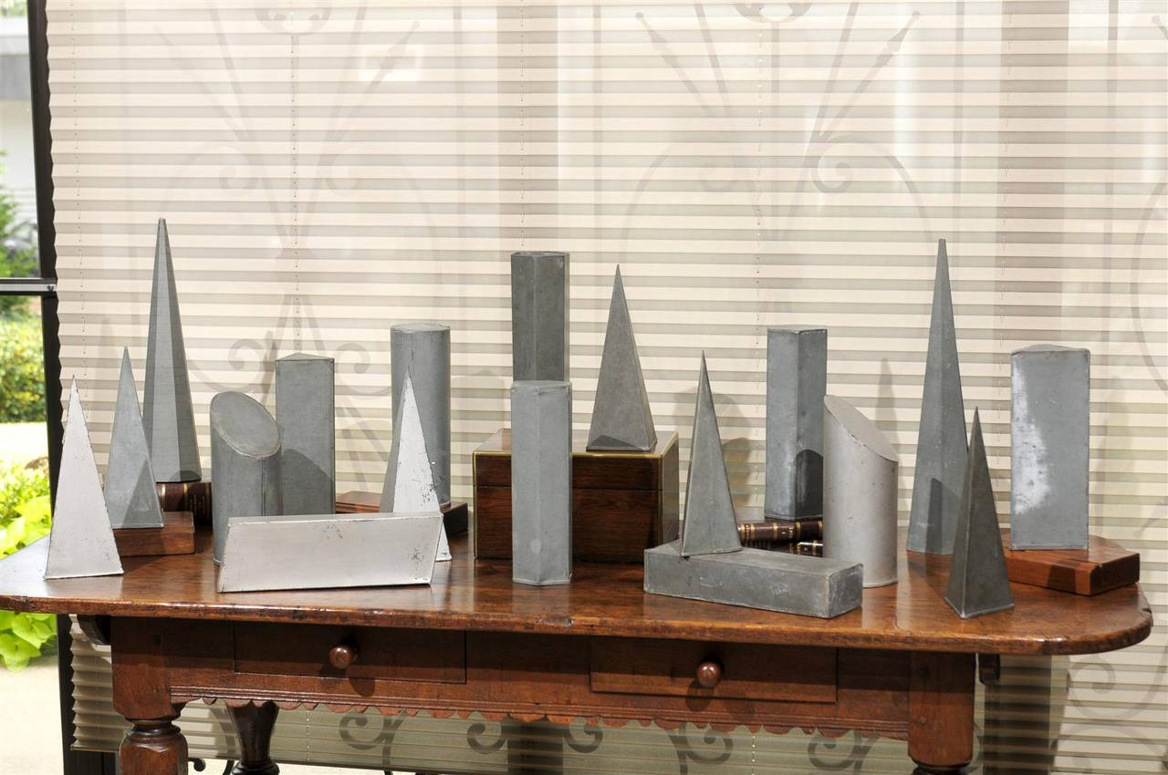 Mid century collection of belgium architectural models in for Architecture models for sale