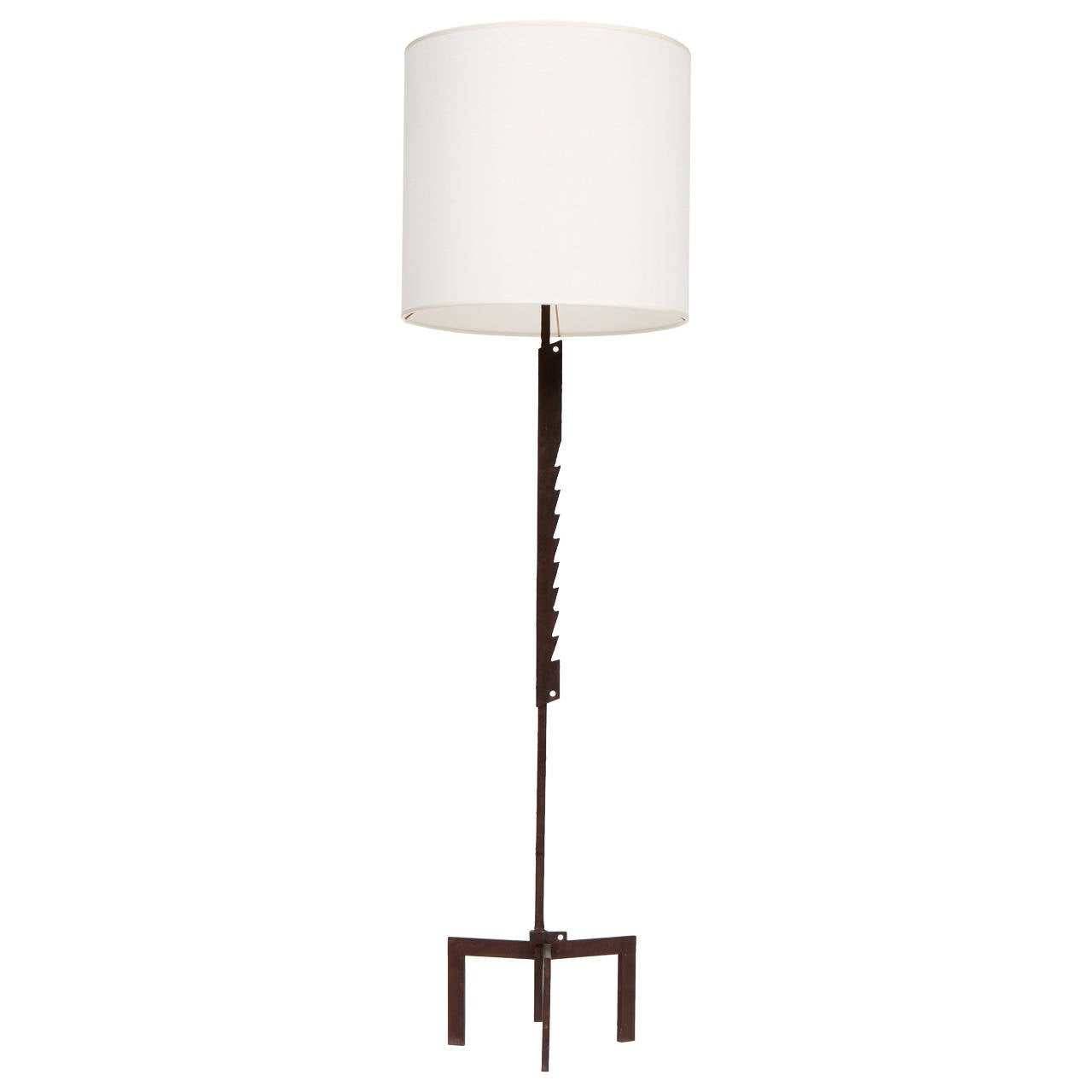 this three leg floor lamp french circa 1960 is no longer available. Black Bedroom Furniture Sets. Home Design Ideas