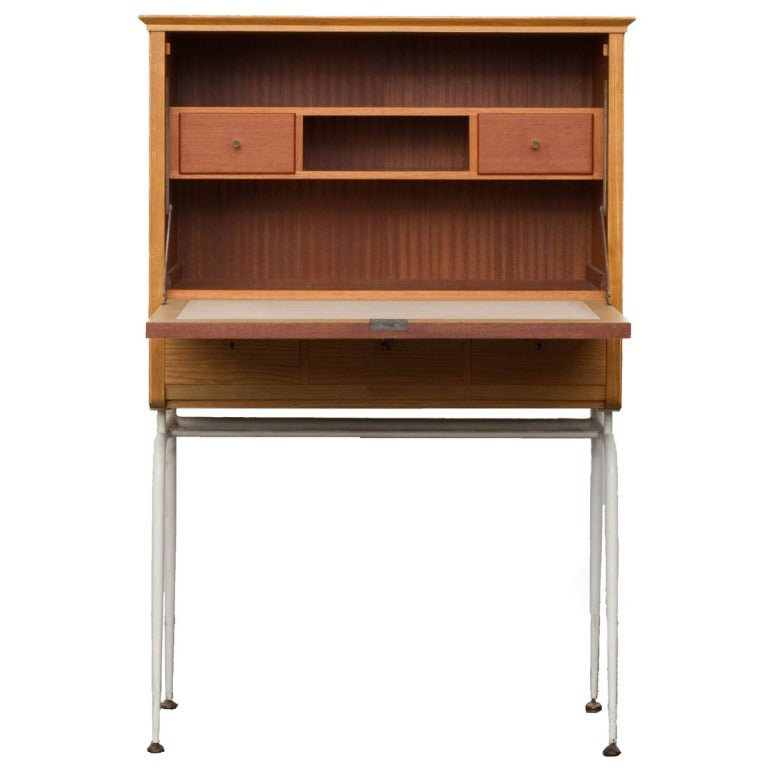 Secretaire Desk By Louis Sognot At 1stdibs