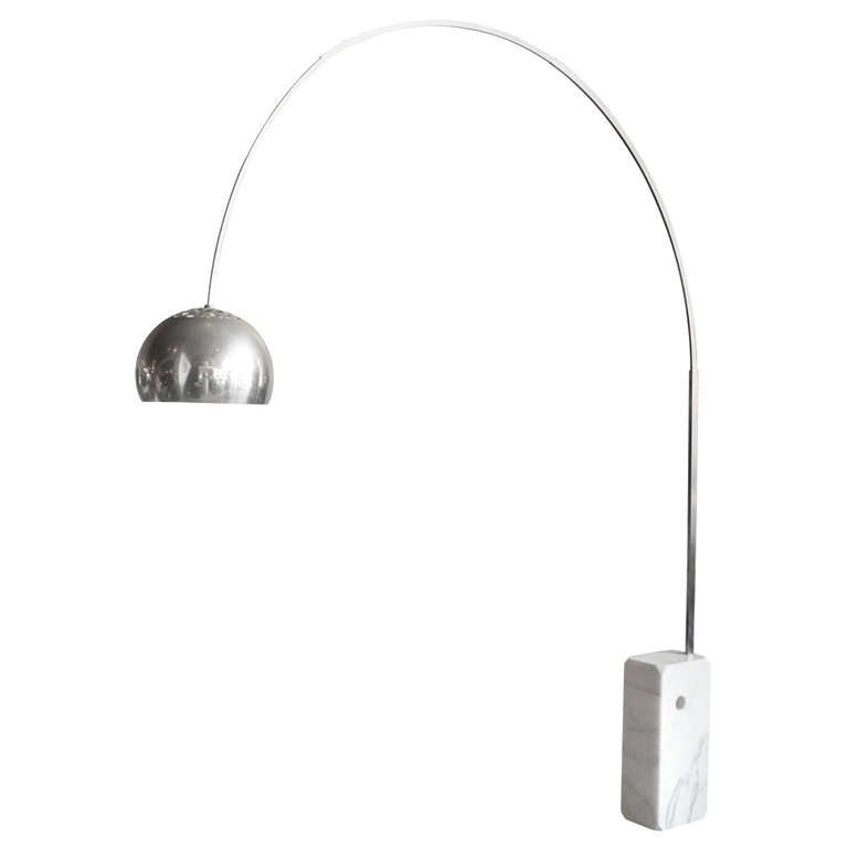 Arco Floor Lamp By Achille And Pier Giacomo Castiglioni