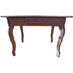 18th C. French Work Table/Desk