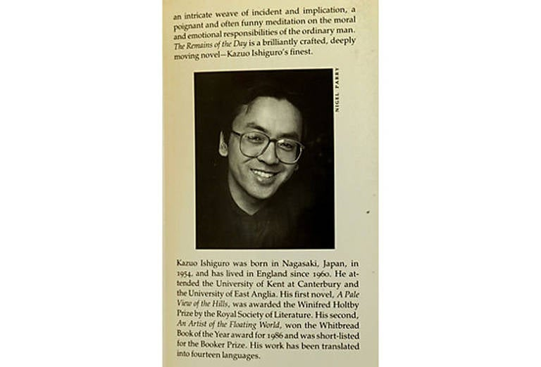 the great butler in remains of the day a novel by kazuo ishiguro The remains of the day (book) : ishiguro, kazuo, 1954- : from the winner of the nobel prize in literature, here is the universally acclaimed novel--winner of the.