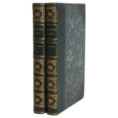 Two Volumns of Scottish Gael by J.Logan