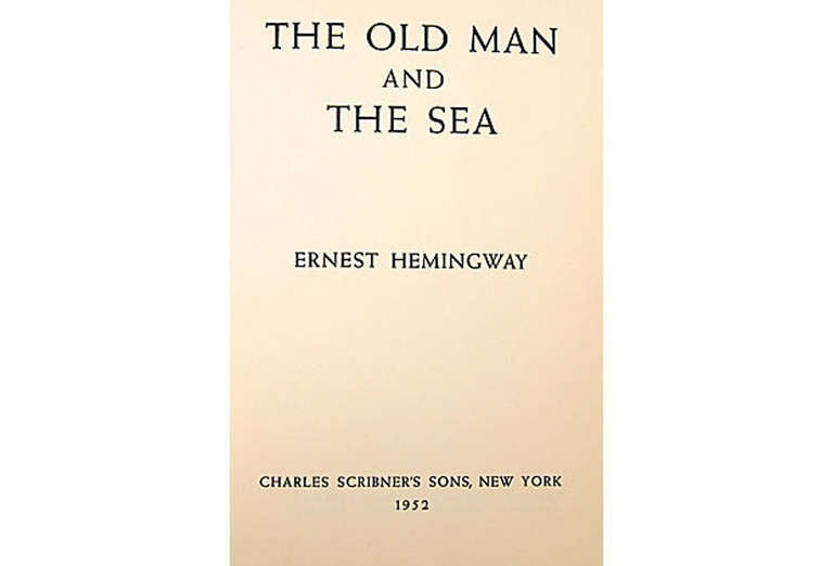 a report on the old man and the sea a short novel by ernest hemingway The book report of the old man and the sea by ernest hemingwayernest miller hemingway was an american novelist, short-story writer, and journalist hemingway received.