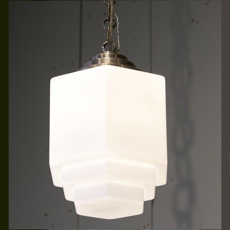 Milk Glass Chandelier images