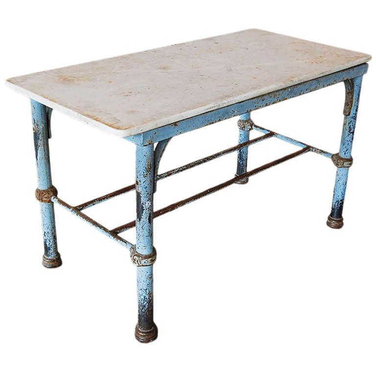 Vintage Industrial Work Table At 1stdibs. Baby Table And Chair Set. Small Telephone Table. Design Your Own Computer Desk. Antique Desk. Play Table With Storage. White Coffee Table With Drawers. Rooms To Go Dining Room Tables. Tablet Stand For Desk