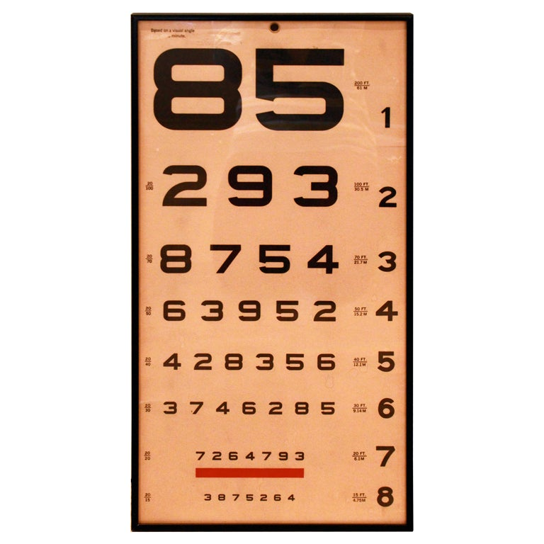 images of snellen number chart: Images of snellen number chart snellen jpg ratelco com