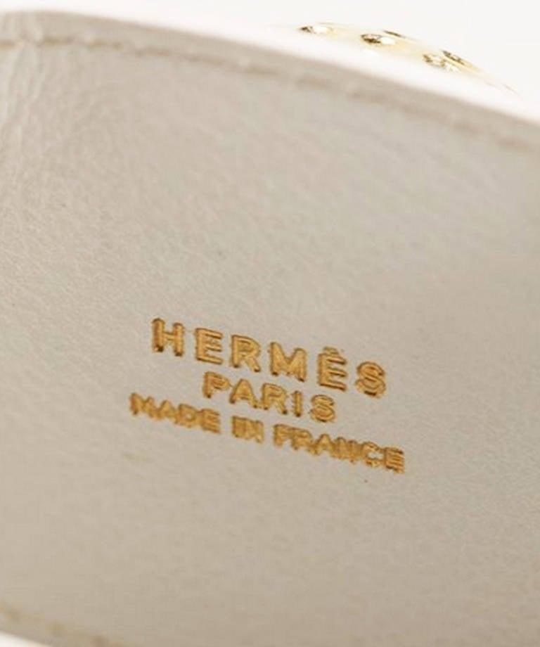 Collectable Vintage Hermes Golf Bracelet 1986 At 1stdibs